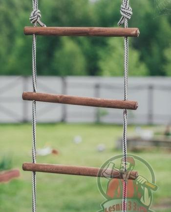 Лестница веревочная детская