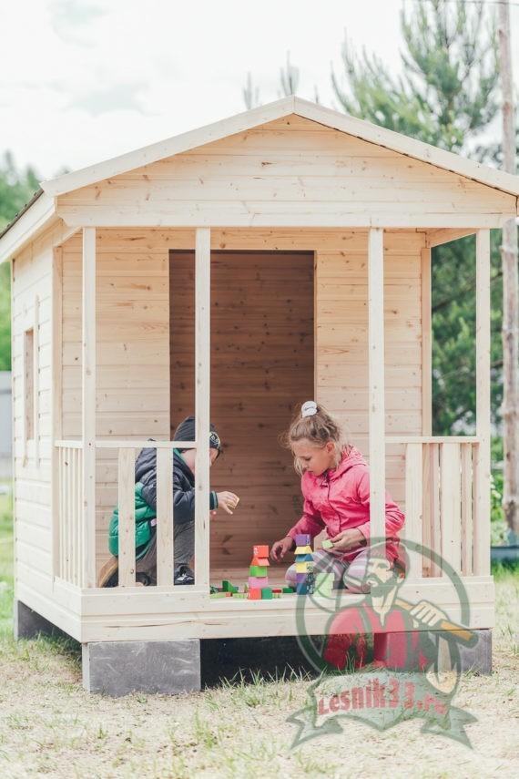 Детский домик для игр Улыбка