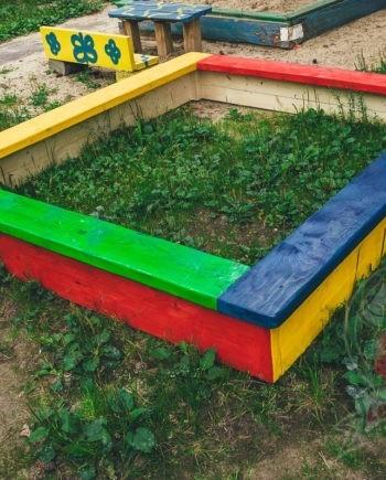 Детская песочница для детского сада