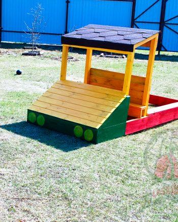 Машинка для детского сада